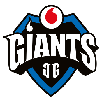 Vodafone Giants Red